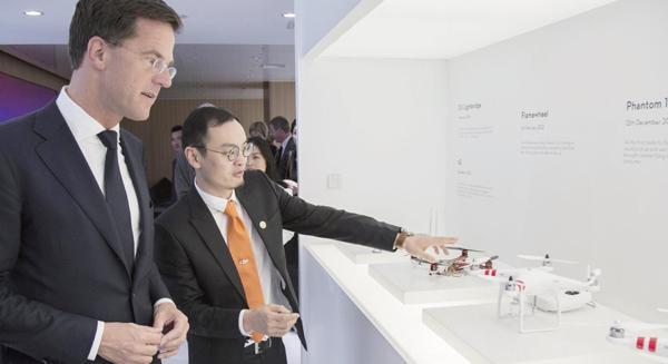中國無人機大王:靠無人機年入176億,他讓世界羨慕中國科技創新