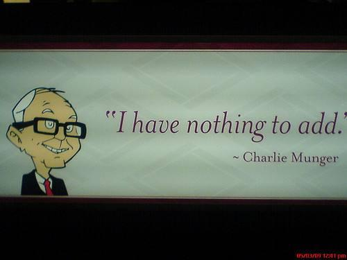 讓投資收益無窮的《窮查理寶典》