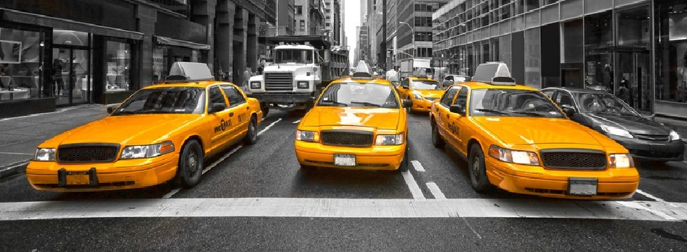 Image result for New york taxi