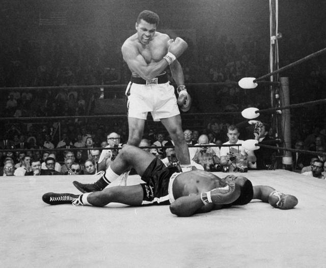 拳王阿里的故事:沒有勇氣去冒險,不論幹什麼都會一事無成!