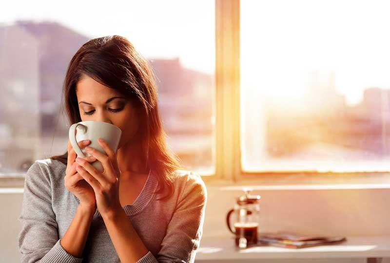 喝咖啡的圖像結果
