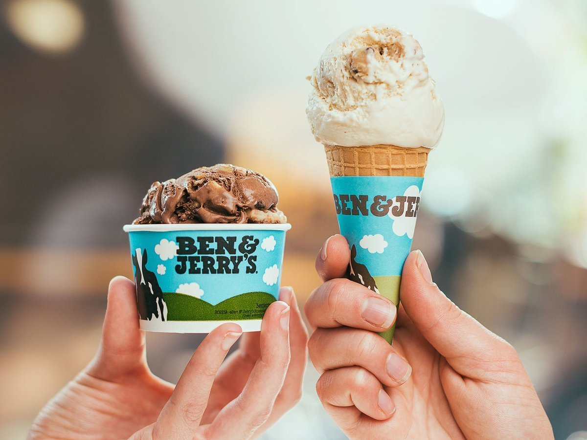 Image result for ben & jerry's ice cream