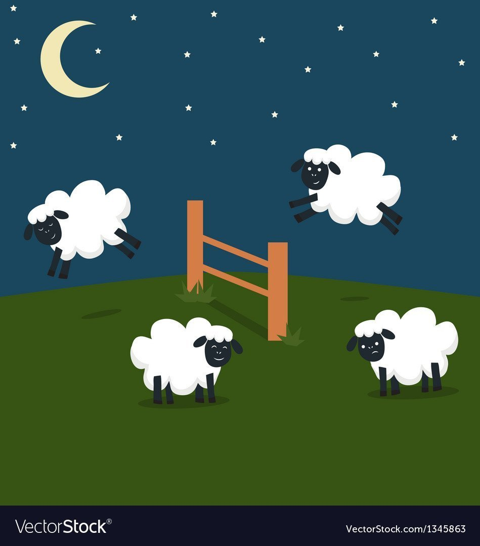 Image result for counting sheep