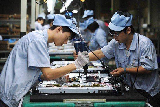 Image result for manufacturing china
