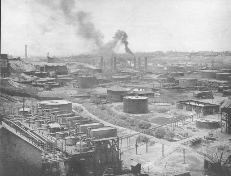 Image result for standard oil company ohio