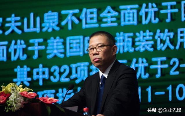 中國飲料巨頭誕生:曾是娃哈哈的代理商,現超越娃哈哈奪行業第一