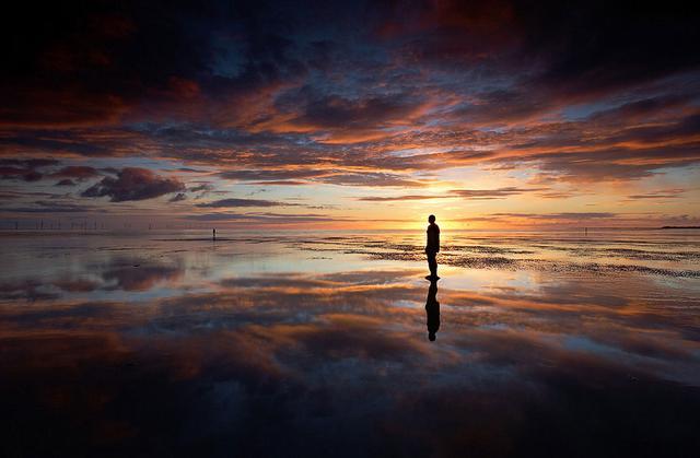 何必羨慕別人,自己也是風景。