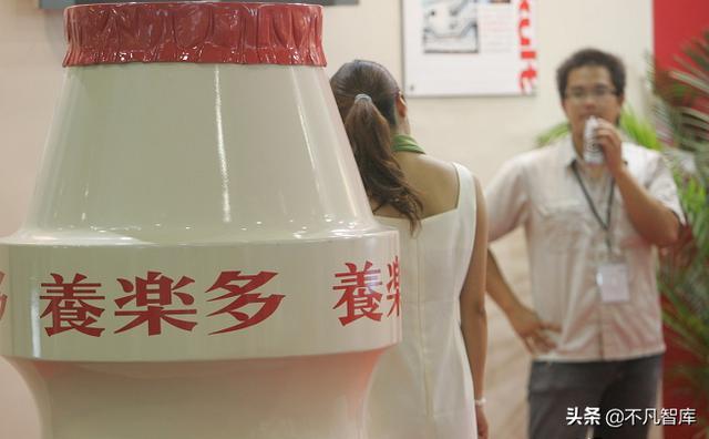 用一瓶2.2元酸奶打敗蒙牛伊利,這個日本牌子,年利潤竟高達36億