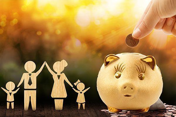 每個人都必須會的家庭理財方式