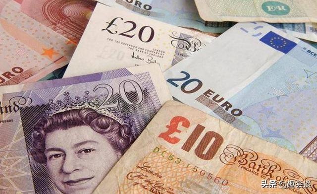 世界上最貴的十種貨幣,你覺得是歐元還是英鎊?