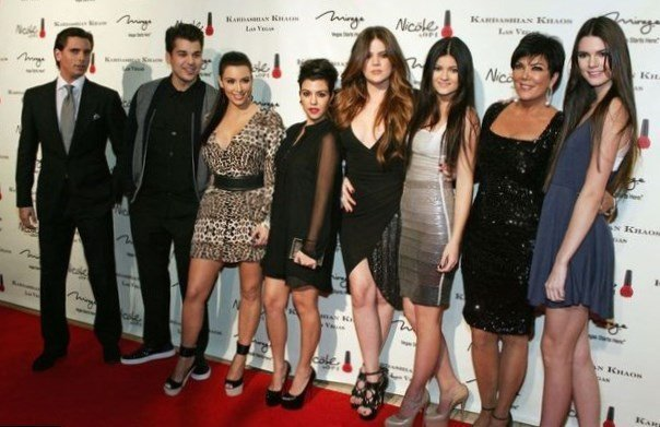 Image result for kylie jenner family
