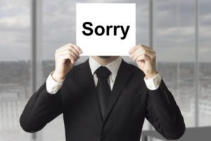 Image result for apologize