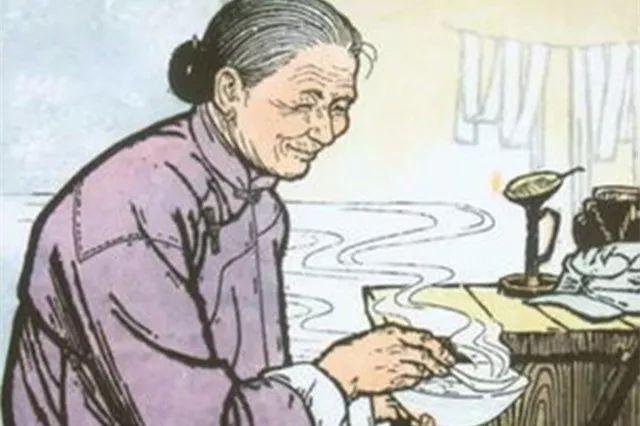 把碗留給母親洗(文章很短,卻很感人