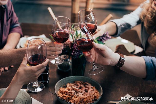 做銷售如何與客戶喝酒應酬?