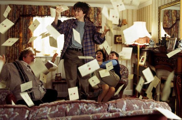 《哈利波特》22年了,原來我們都是被霍格沃茨選中的學生