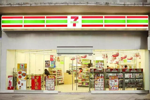 為什麼你家樓下的便利店一家家地倒,7-11卻越活越好?