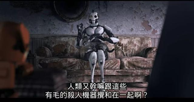 我們還欠《愛,死亡和機器人》一個哲學解釋