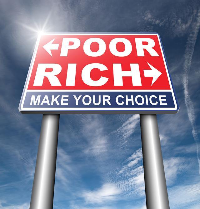 為什麼老實人賺不到錢,富人這樣解釋
