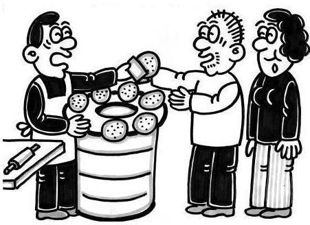 """當你窮的吃不起飯時,不如試試猶太人的""""賣燒餅""""思維,也許能翻身"""