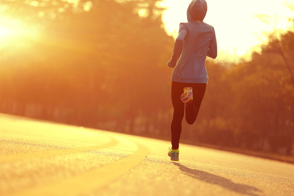 How to (safely) return to running after taking time off - Canadian ...