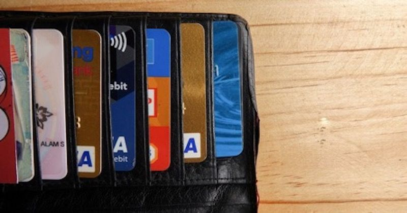 Which credit cards to use to reload e-wallets?