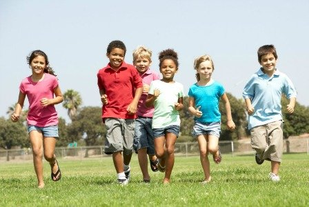 Teaching kids to love healthy food and exercise – SheKnows
