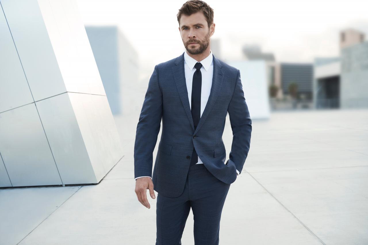 News Bites | Chris Hemsworth for Boss Bottled, Charlotte Olympia ...