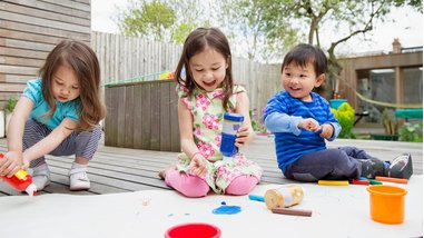 Surviving social distancing with babies and small children ...