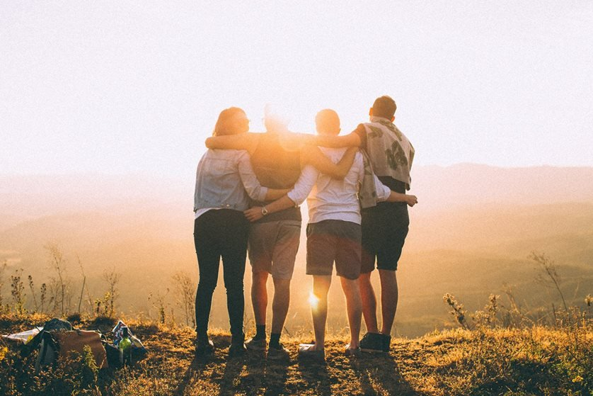 How to help a friend who's going through a tough time