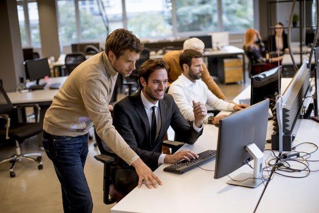 Office Entrepreneur | Free Vectors, Stock Photos & PSD