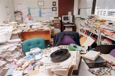Over the Hump: Help! My Co-Worker's a Slob! | The Point